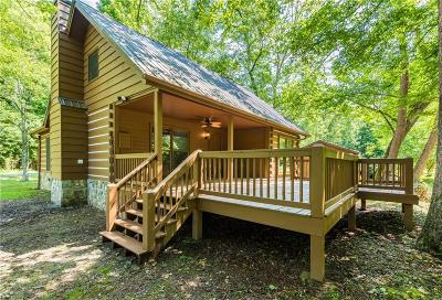 Ellijay Single Family Home For Sale: 605 Riverbend Road