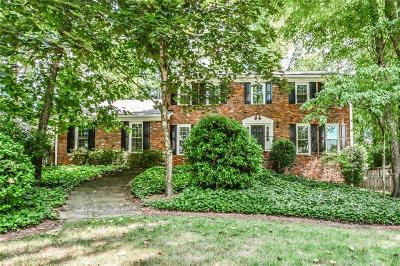 Marietta GA Single Family Home For Sale: $525,000