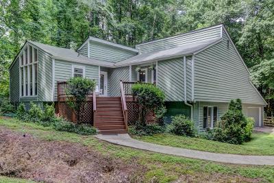 Marietta Single Family Home For Sale: 3193 Bluff Road