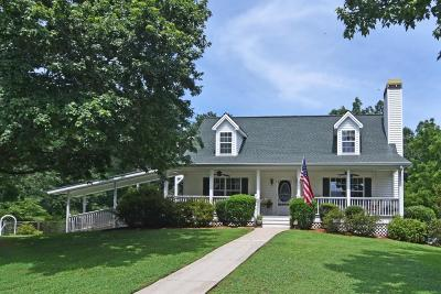 Cumming Single Family Home For Sale: 4870 Jekyll Road