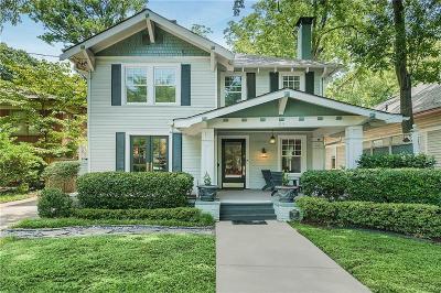 Single Family Home For Sale: 29 Avery Drive NE