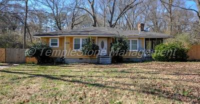 Riverdale Single Family Home For Sale: 6565 Camp Street
