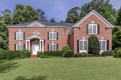 Single Family Home For Sale: 3711 Langley Oaks Place