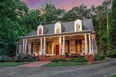 Atlanta Single Family Home For Sale: 1060 Ferncliff Road NE
