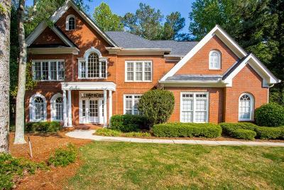 Alpharetta Single Family Home For Sale: 650 Americas Cup Cove