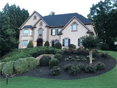 Duluth Single Family Home For Sale: 8340 Royal Troon Drive