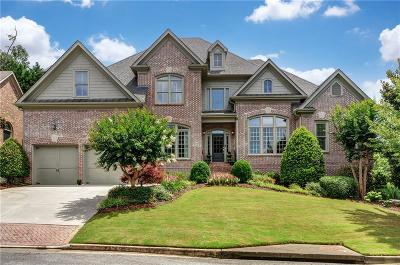 Johns Creek Single Family Home For Sale: 145 Sage Run Trail