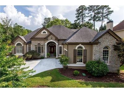 Canton Single Family Home For Sale: 1126 Bridgemill Avenue