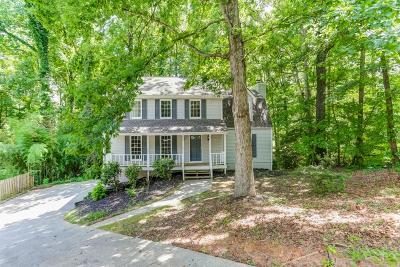 Mableton Single Family Home For Sale: 155 County Cork Drive SW