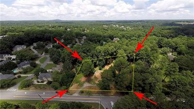 Marietta Residential Lots & Land For Sale: 5093 Timber Ridge Road
