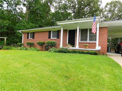 Mableton Single Family Home For Sale: 590 Mountain Trail SE