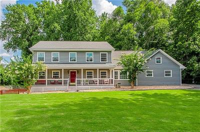 Single Family Home For Sale: 3986 Spalding Lane