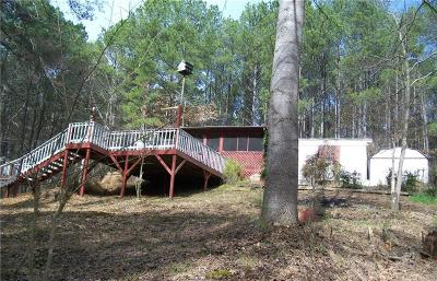 Canton Single Family Home For Sale: 290 Sixes Creek Trail