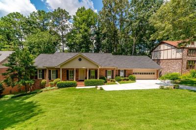 Atlanta Single Family Home For Sale: 2966 Cravey Drive NE