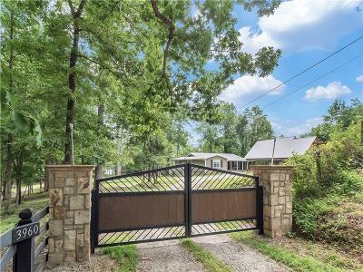 Cumming Single Family Home For Sale: 3960 Bridgeman Circle