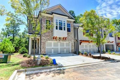 Johns Creek GA Condo/Townhouse For Sale: $442,900