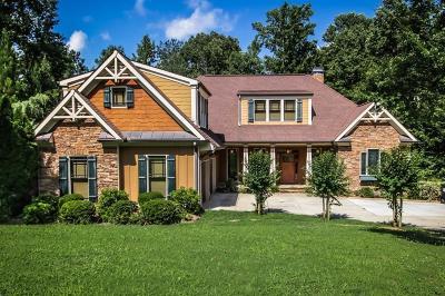 Cartersville Single Family Home For Sale: 13 Roxburgh Trail NE