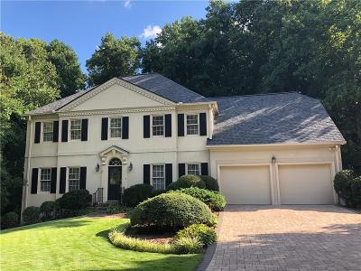Single Family Home For Sale: 3350 E Terrell Branch Court SE