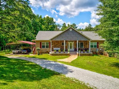 Single Family Home For Sale: 6395 Union Grove Road