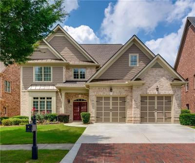 Snellville Single Family Home For Sale: 1142 Grassmeade Way