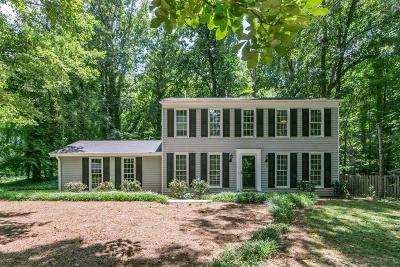 Single Family Home For Sale: 290 Lamplighter Lane SE
