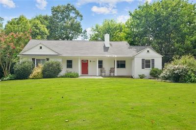 Morningside Single Family Home For Sale: 1505 Rock Springs Circle NE