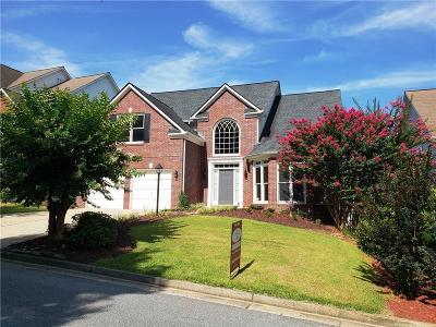 Smyrna Single Family Home For Sale: 4258 Millside Walk SE