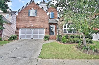 Cumming Single Family Home For Sale: 3415 Kissell Drive