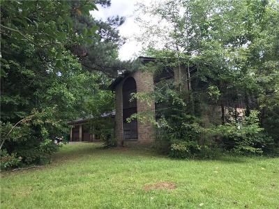 Single Family Home For Sale: 4787 Dunwoody Club Drive