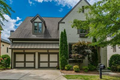 Kennesaw Single Family Home For Sale: 1461 Hedgewood Lane NW