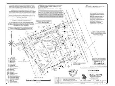 Sandy Springs Residential Lots & Land For Sale: 6280 Cherry Tree Lane