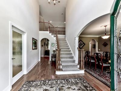 Powder Springs Single Family Home For Sale: 575 Owl Creek Drive