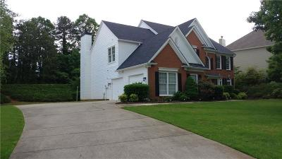 Cumming Single Family Home For Sale: 2610 Stonehill Drive