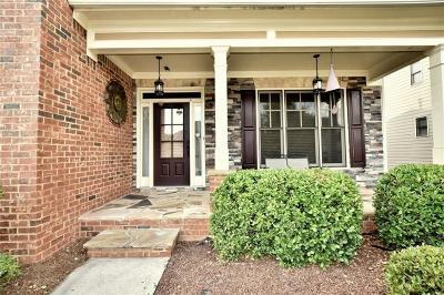 Forsyth County Single Family Home For Sale: 8170 Majors Glen Court