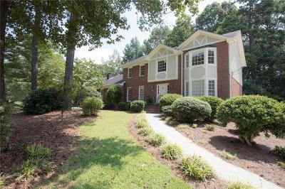 Peachtree Corners Single Family Home For Sale: 5670 Clinchfield Trail