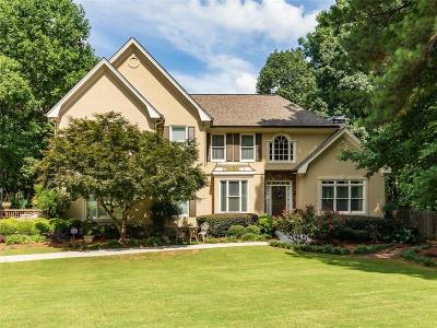 Forsyth County, Gwinnett County Single Family Home For Sale: 279 Nimblewill Way SW