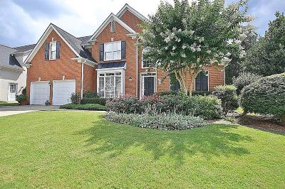 Dunwoody Single Family Home For Sale: 2347 Briarleigh Way