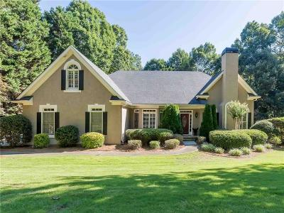 Roswell Single Family Home For Sale: 11955 Wildwood Springs Drive