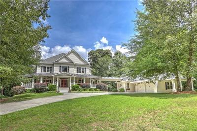 Dacula Single Family Home For Sale: 2886 Edwards Estate Circle