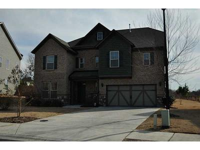 Forsyth County Single Family Home For Sale: 5370 Breckinridge Ln