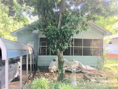 Hall County Single Family Home For Sale: 1008 Jordan Drive