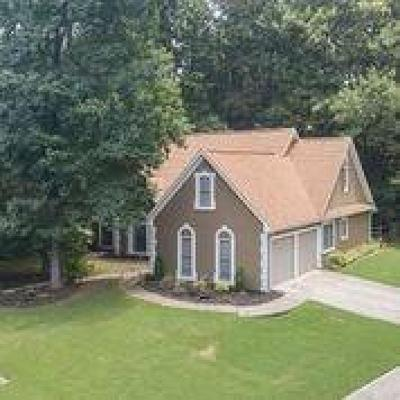 Powder Springs Single Family Home For Sale: 3265 Country Walk Drive