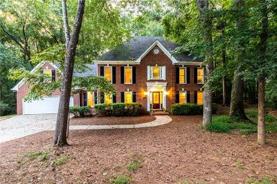Peachtree Corners Single Family Home For Sale: 5685 Creekside Court