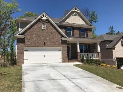 Cumming Single Family Home For Sale: 2325 Cassidy Road