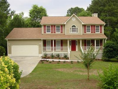 Snellville Single Family Home For Sale: 1540 S Crestview Drive