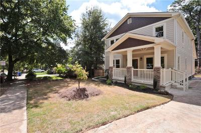 Decatur Single Family Home For Sale: 179 Feld Avenue