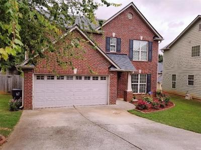 Lawrenceville Single Family Home For Sale: 2389 Newbury Oaks Court