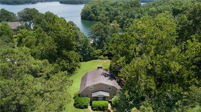 Forsyth County Single Family Home For Sale: 7360 Flowery Branch Road