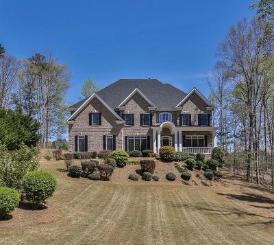 Cherokee County Single Family Home For Sale: 132 Northampton Drive