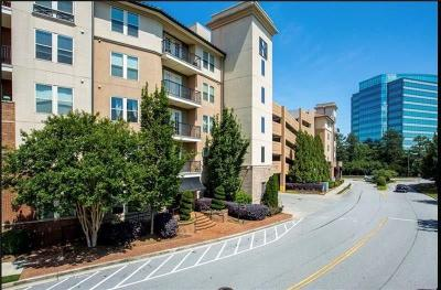 Atlanta Condo/Townhouse For Sale: 901 Abernathy Road #4290